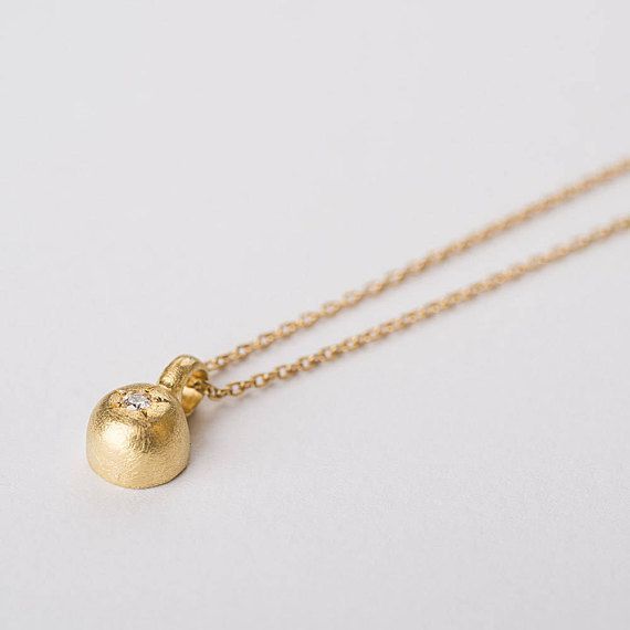 18k gold diamond pendant gold necklace chain circle pendant 18k gold diamond pendant gold necklace chain circle pendant dianty diamond pendant short diamond necklace fine jewelry gift for her aloadofball Choice Image