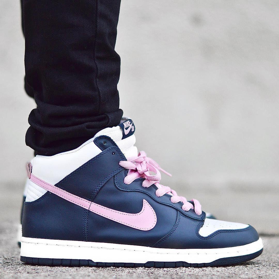 buy online d5397 e6dfd Nike Dunk High Pro SB