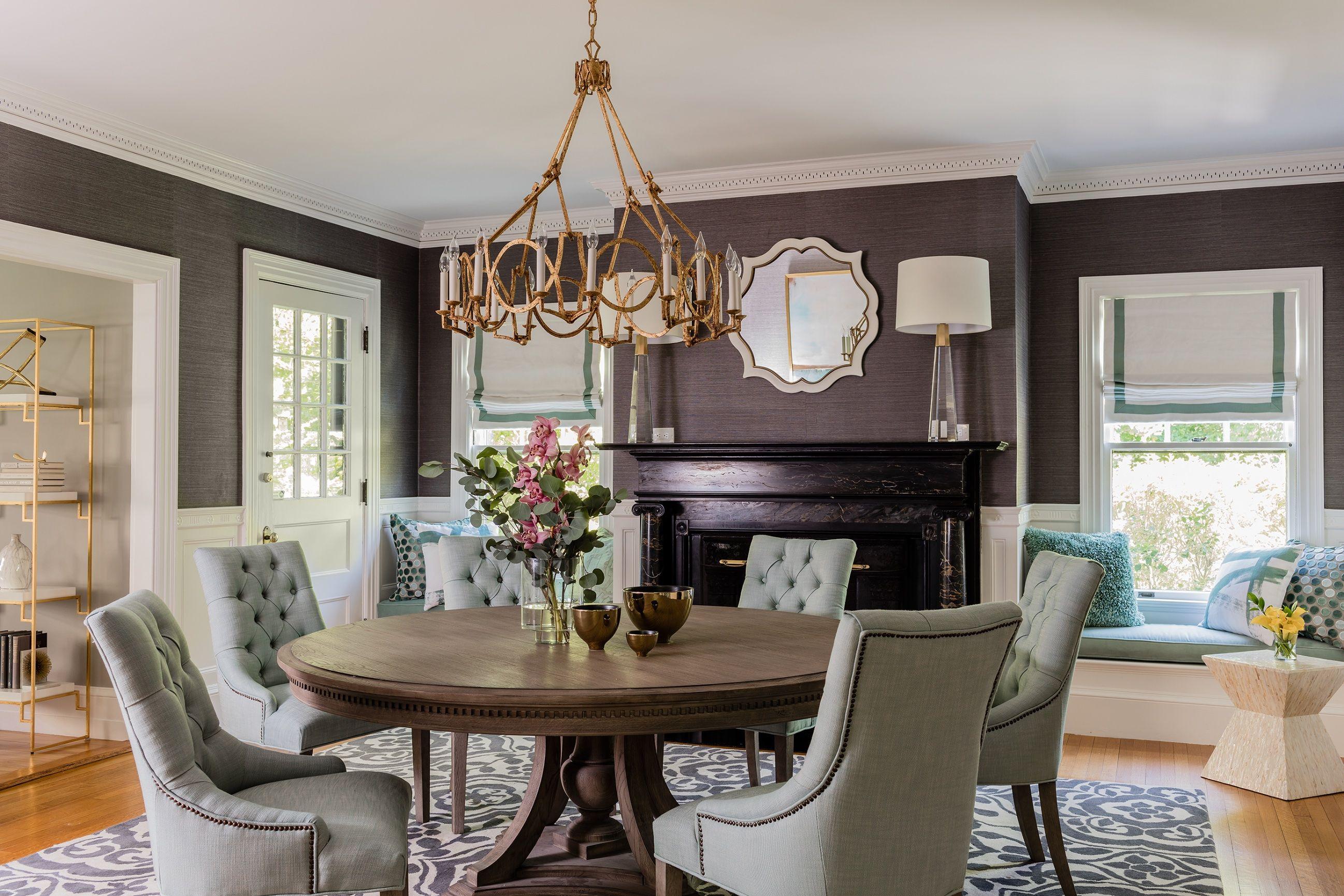 LIVEABLE LUXE Bryant Park Designs interiordesign