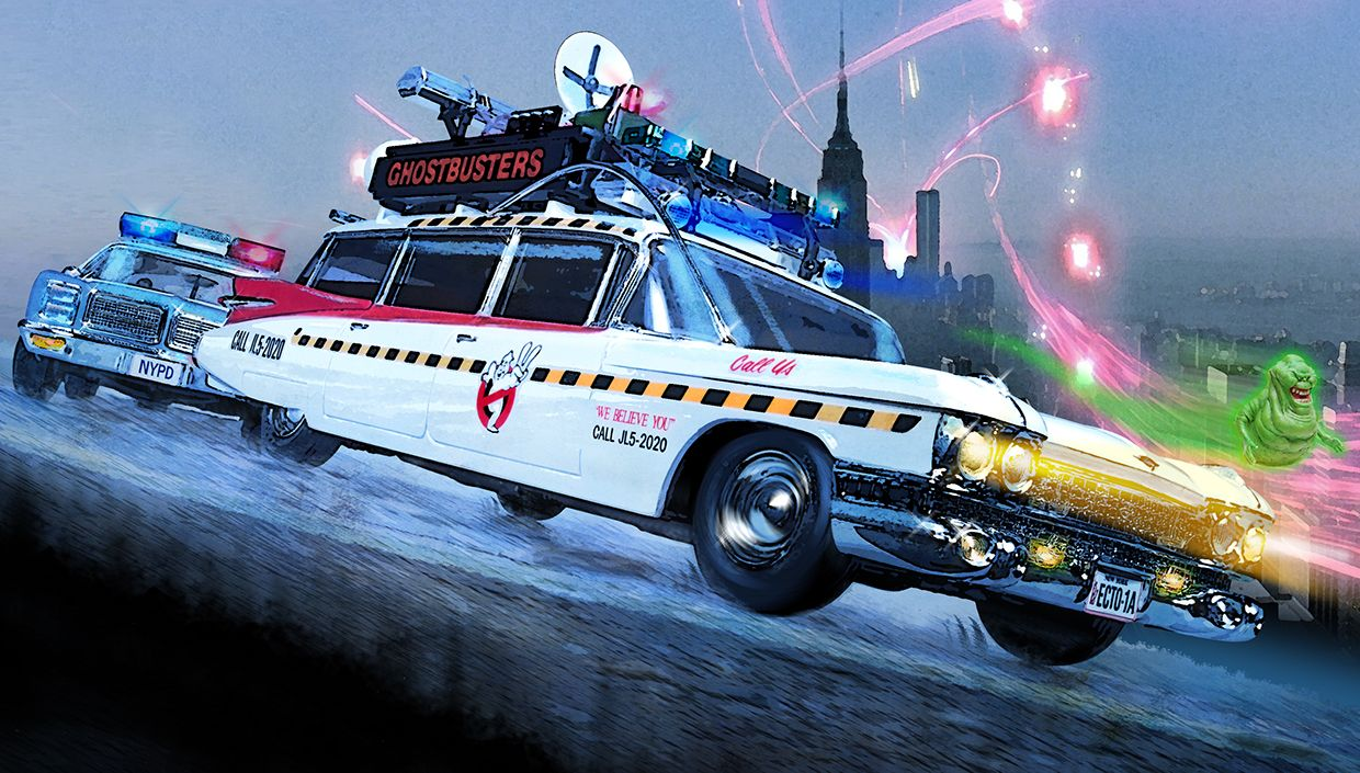 5 funko pops every gamer should own ghostbusters cars. Black Bedroom Furniture Sets. Home Design Ideas