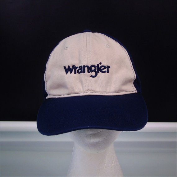 f4f3a0893 Vintage Wrangler Baseball Hat Adjustable Buckle Cap | Products in ...