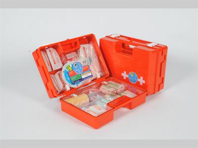 Verbandtrommels & Pleisters - CardioSafe - Training & Advies