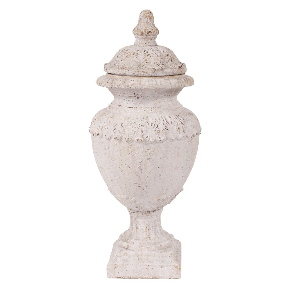 Decorative Urn Entrancing Howard Elliott Collection  Old World Oversized Rustic Ceramic Urn Design Ideas