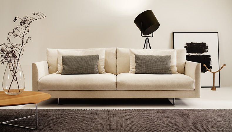 Montis Design Bank.Axel Xl Sofa By Montis Available At Haute Living Couch Sofa
