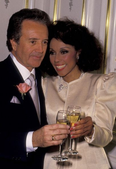 Image result for vic damone and diahanne carrol