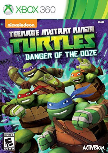 Teenage Mutant Ninja Turtles Danger Of The Ooze Xbox 360 Read