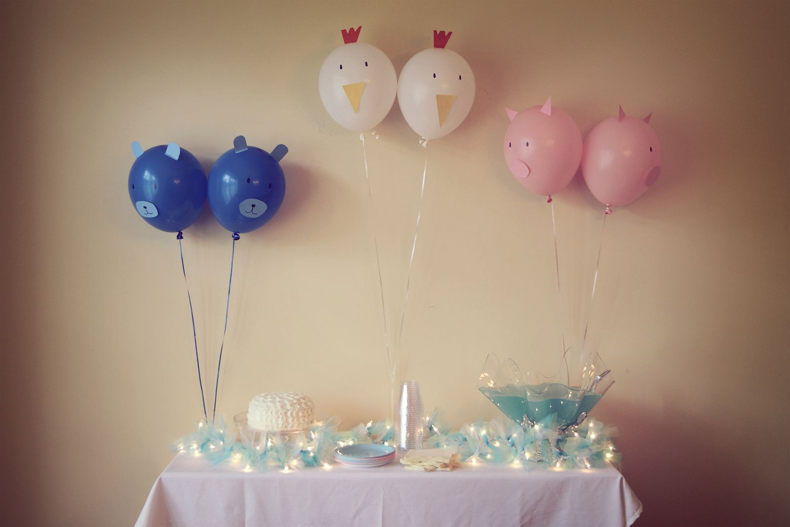 noahs ark baby shower ideas for baby shower party. Noah\u0027s Ark Baby Shower Theme (2X2 For Twins!), Balloon Animal Pairs! Noahs Ideas Party E