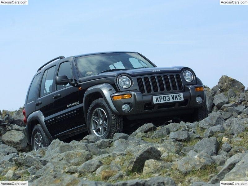 Jeep Cherokee [UK] (2003) Jeep cherokee, Cherokee sport