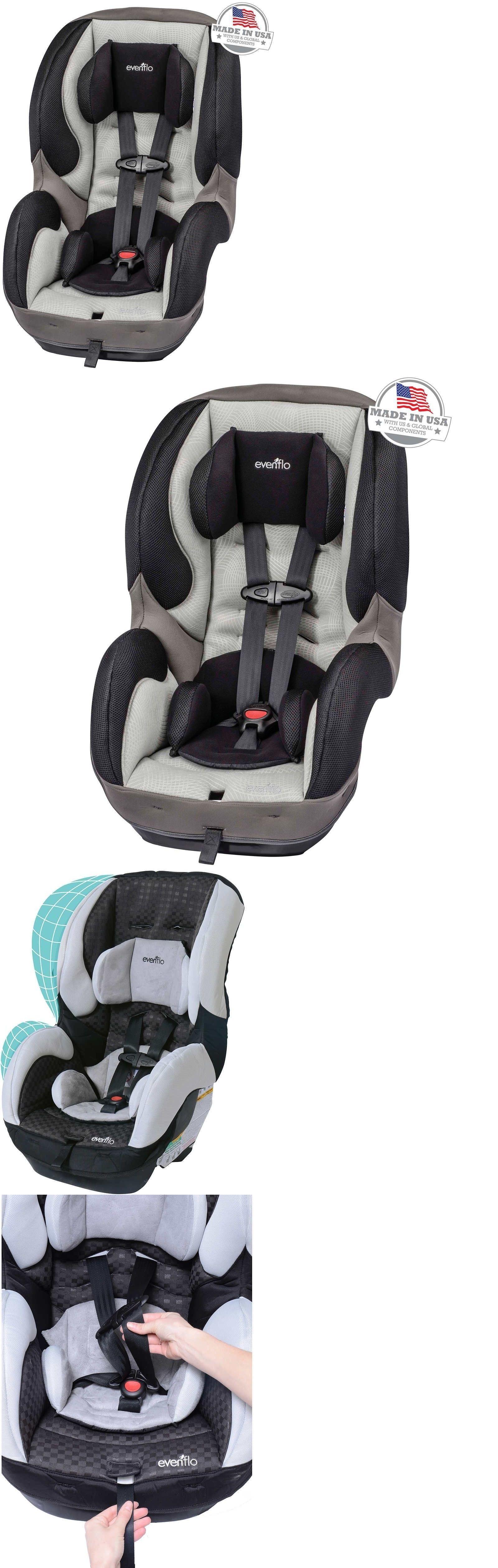 Convertible Car Seat 5 40lbs 66695 Sale Evenflo Sureride 65 Dlx Paxton