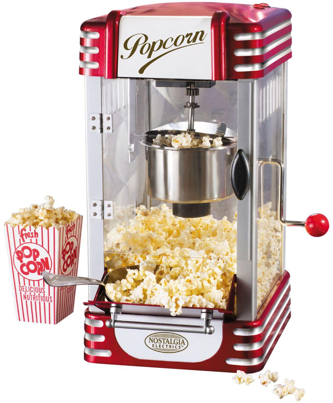 Popkornmaschine zum Popcorn-Selbermachen