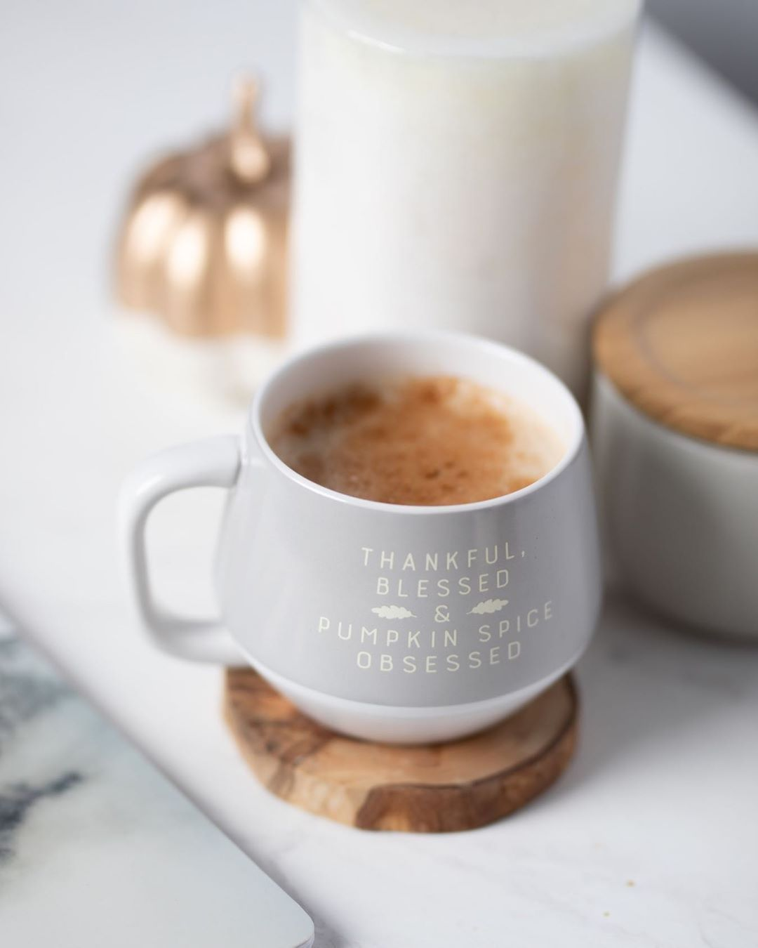 It Works International On Instagram Canada Stay Cozy Caffeinated And In Ket Homemade Pumpkin Spice Coffee Homemade Pumpkin Spice Latte Keto Coffee Recipe