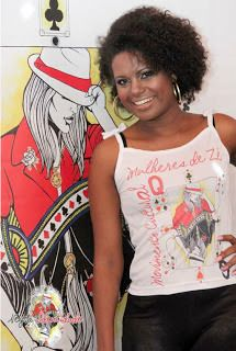 """""""Black Identity Exposition"""" in Rio de Janeiro and celebrated the visibility of black faces and the achievements of black culture in Brazilian History  featuring a round table discussion on black women in Brazilian society."""