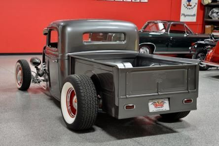 Classic cars  #pickup hot rod pickup, traditional hot rod, classic cars trucks h…