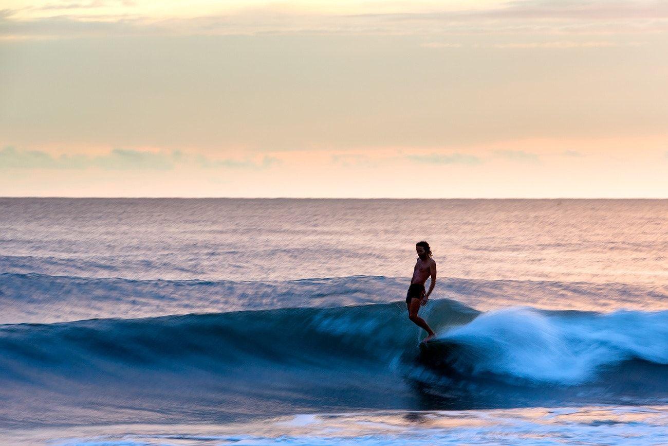 Italian sunset - Surf