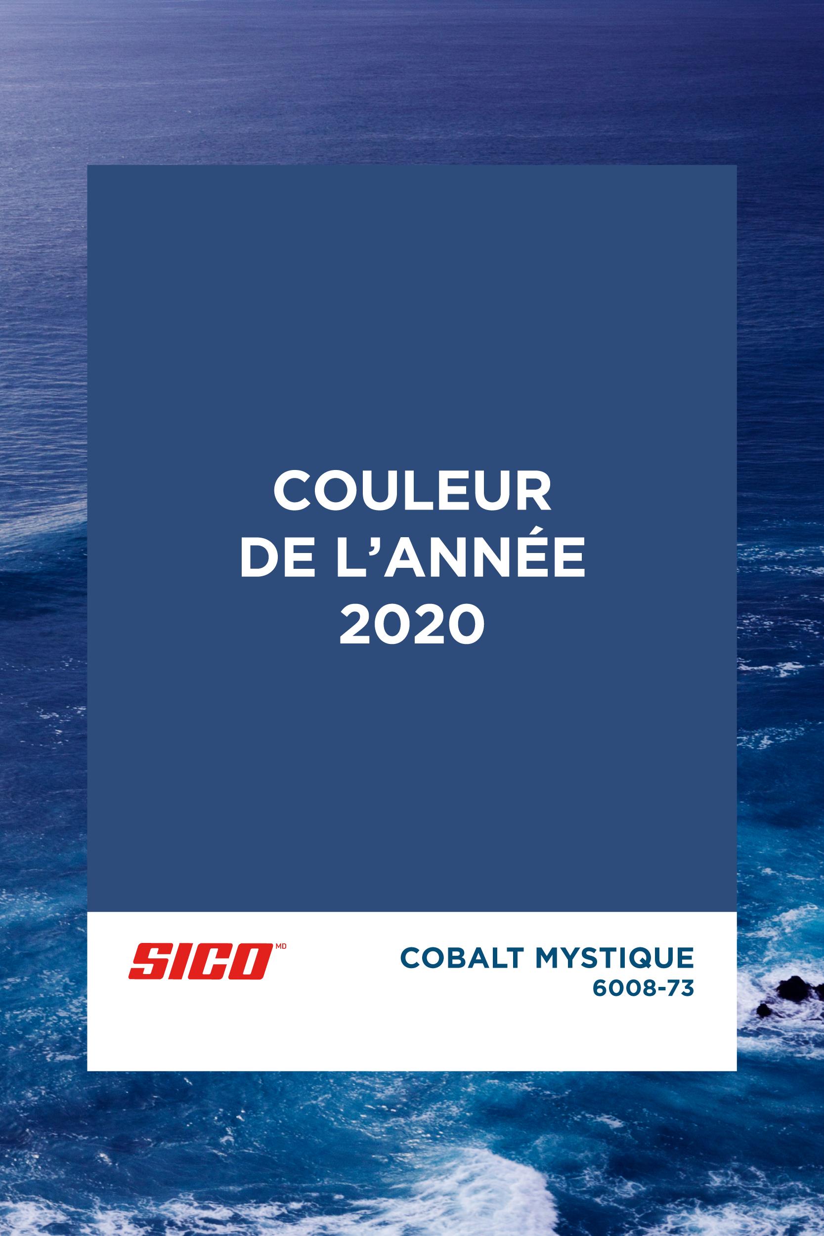 Couleur De L Annee Sico 2020 Trending Paint Colors Trending
