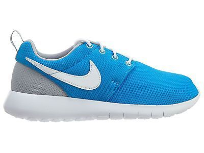 more photos 8b225 d9ae2 Nike Roshe One Gs Big Kids 599728-412 Photo Blue Athletic Shoes Youth Size 5