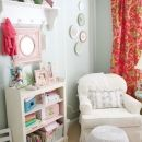 shelf, mirror, bookshelf