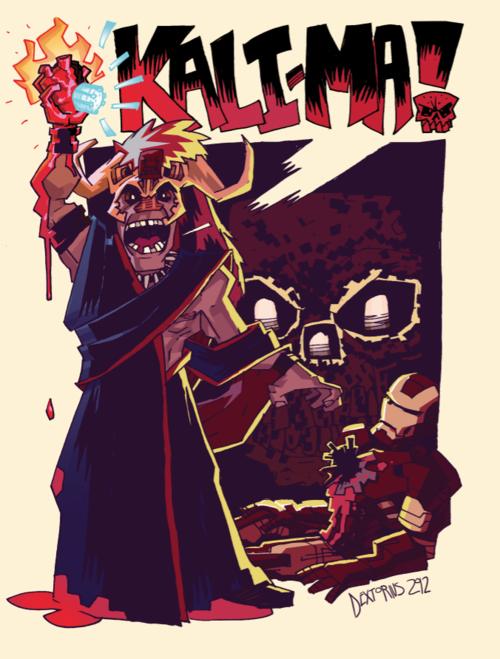 Kali-ma!
