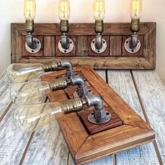 Bathroom Vanity Light Fixtures Rustic Bathroom Vanity Bathroom Lighting Farmhouse Bathroom Wall Lights Handmade Farmhouse Vanity Light Bathroom Lighting Light