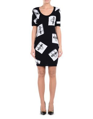 Moschino dresses for women: party and cocktails dresses | Moschino.com