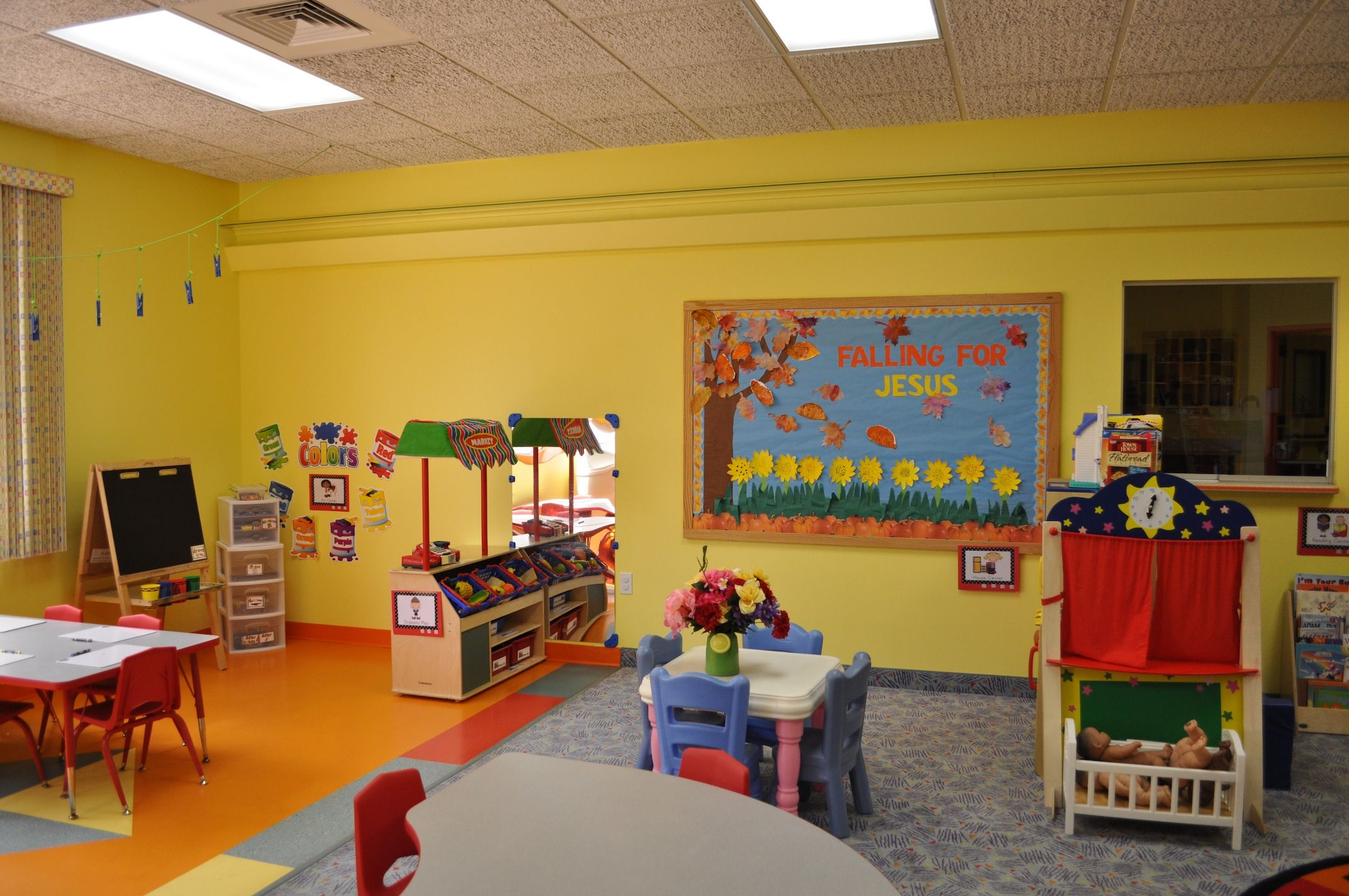 Classroom Decoration Church ~ Preschool classroom church kids ideas pinterest
