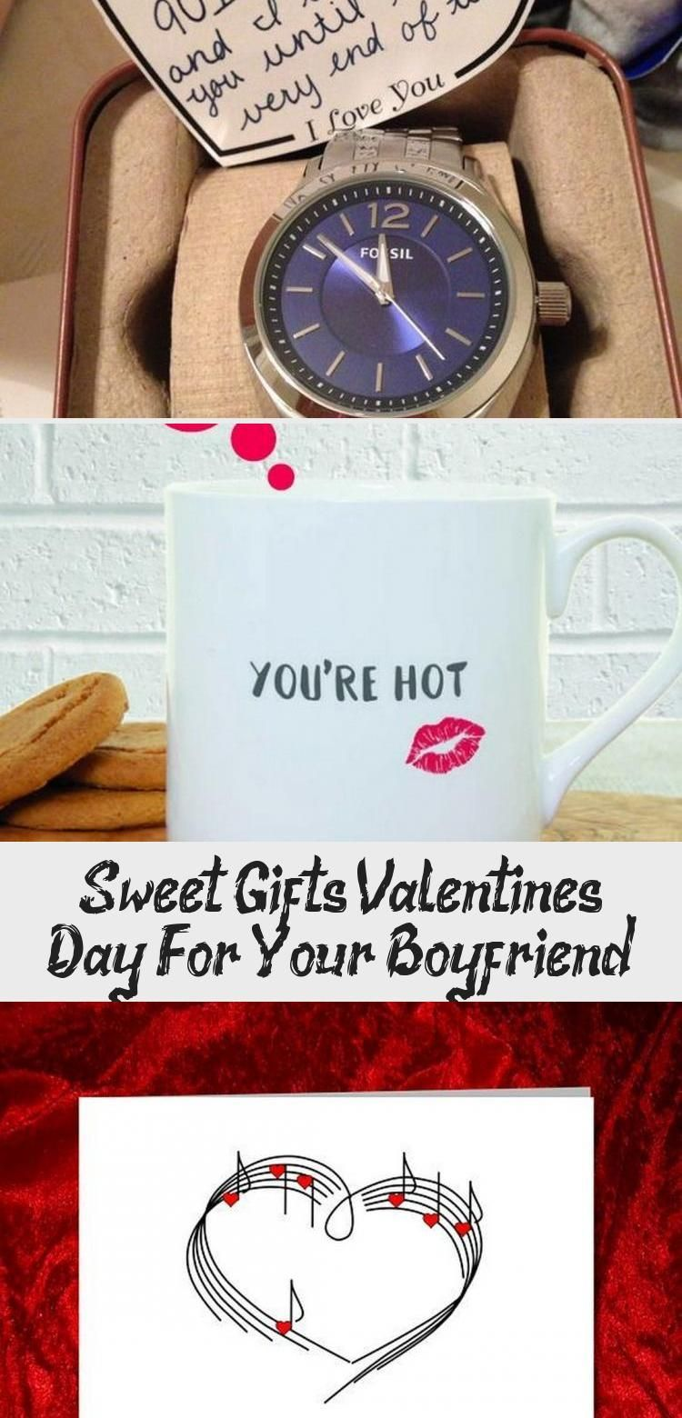 Sweet Gifts Valentines Day for Your Boyfriend  Onechitecture