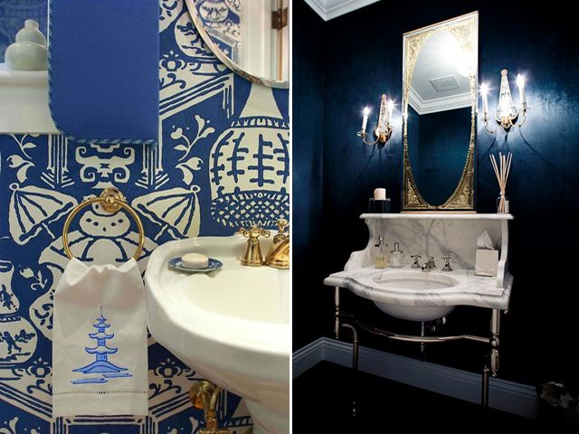25 Best Ideas About Gold Bathroom Accessories On: Best 25+ Royal Blue Bathrooms Ideas On Pinterest