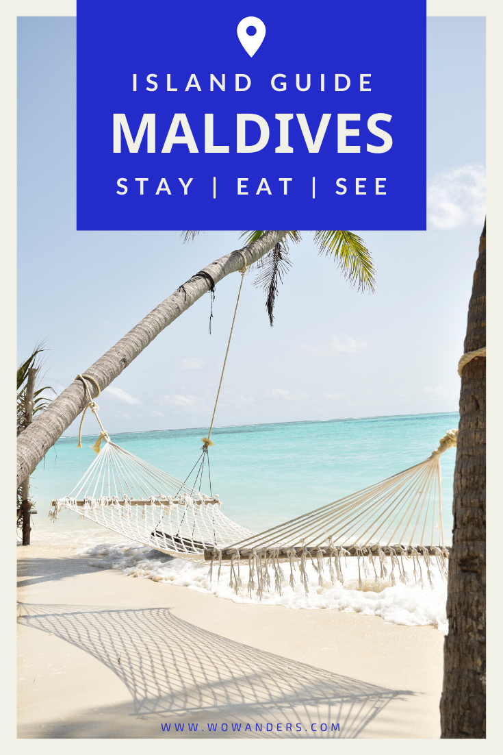 The Ultimate Island Getaway Guide To The Maldives This