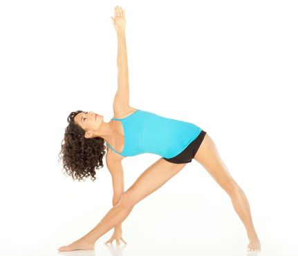 mandy ingber's musthave yoga poses with images  yoga