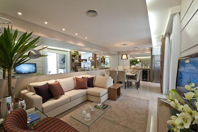 Apartamento decorado - You Casa Verde by Lopes Consultoria de Imóveis, via Flickr