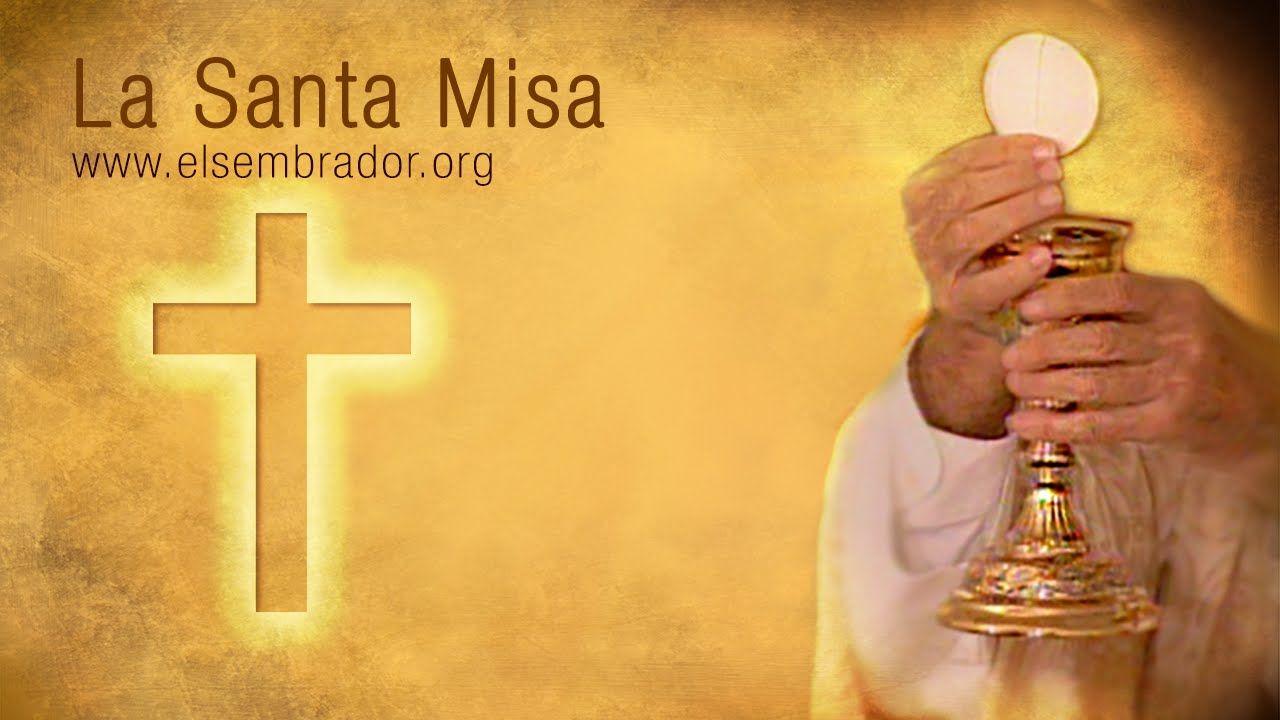 La Santa Misa Celebrada En La Capilla De El Sembrador Cosas Para Ponerme 7 De Mayo 20 De Mayo Y Santos