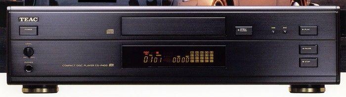 TEAC CD-P400 (around 1989)