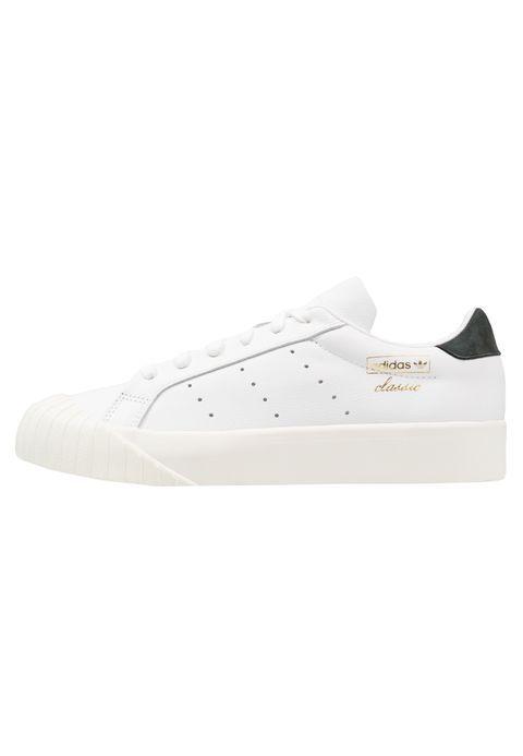 adidas Originals EVERYN - Trainers - footwear white/core black K6VVuj5