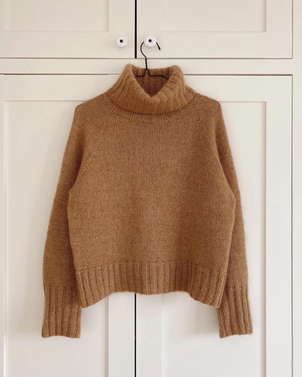Novice Sweater | Gensermønstre, Tovet genser, Genser