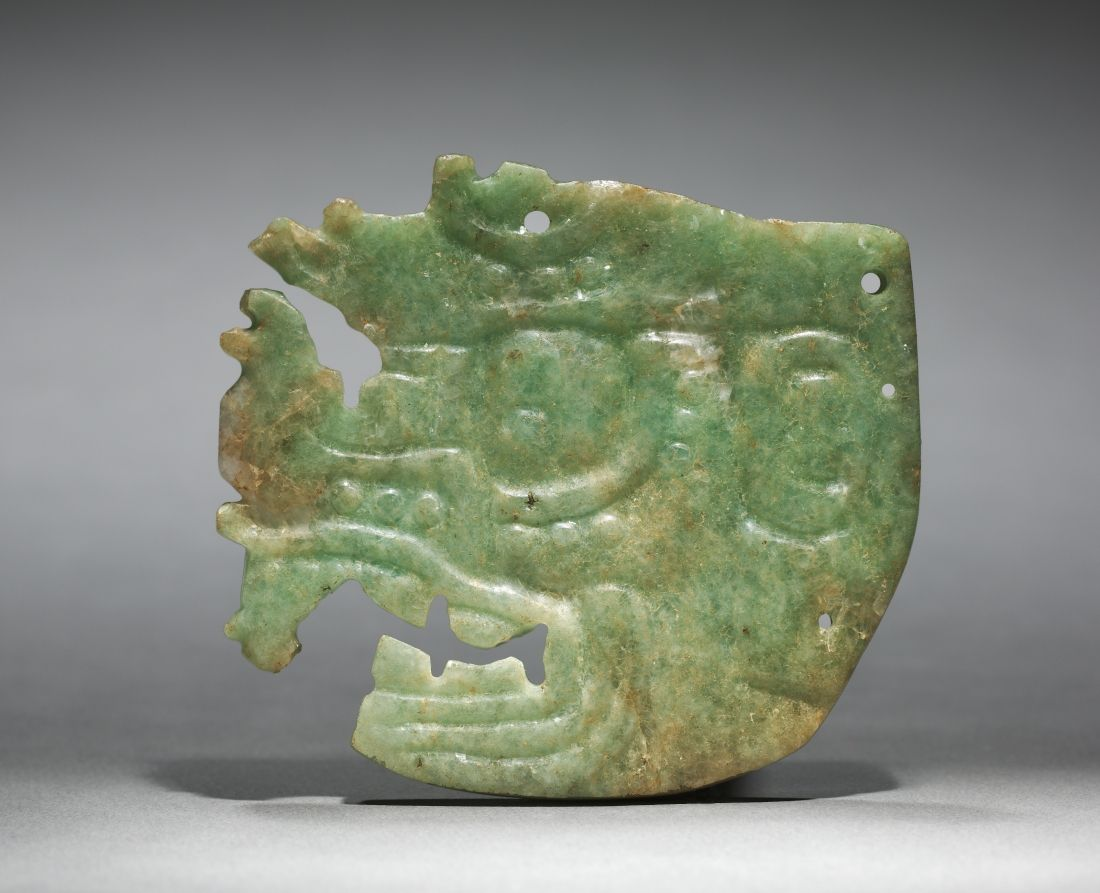 Ornament Ancient Americas Cleveland Museum Of Art