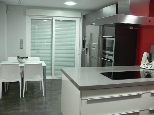 suelos de madera gris osccuro - Buscar con Google cocinas