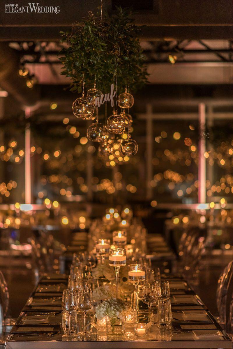 Romantic Candlelit Wedding In Quebec City Pinterest Quebec