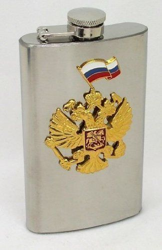Light Infantry 6oz hip flask