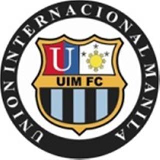 Union Internacional Manila World Football Sport Team Logos Logos