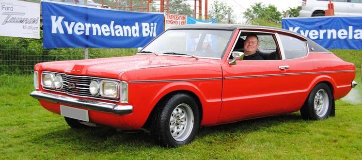 1972 Ford Taunus Gxl Coupe Auto S En Motoren Motor Auto S