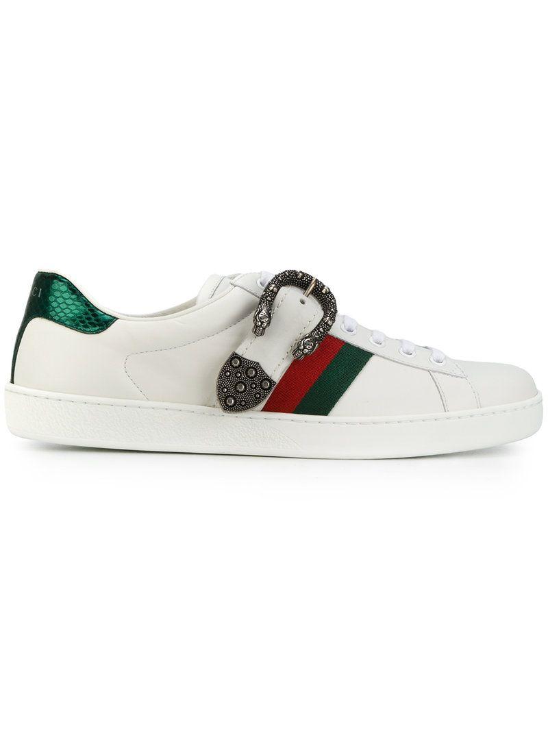 39c41e01bcb83 GUCCI GUCCI - ACE SNEAKERS .  gucci  shoes