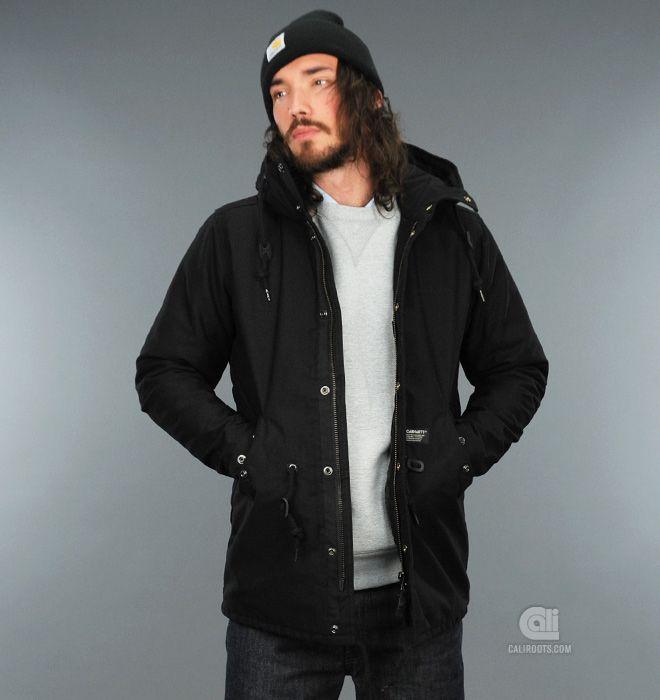 carhartt clash parka coat 296 clothing. Black Bedroom Furniture Sets. Home Design Ideas