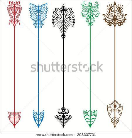 Stock Images Royalty Free Vectors Arrow TattoosTattosArrow