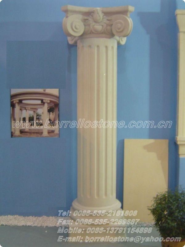 Natural Stone Roman Pillars For Sale $10~$100 | Art | Pinterest ...
