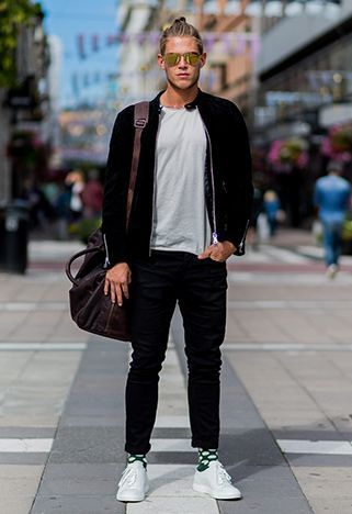 Ss17 Scandi Street Style Mens Outfits Mens Casual Outfits Scandinavian Fashion