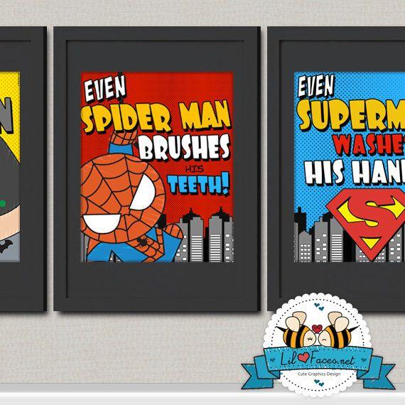 Superman Bathroom Decor: Best 25+ Bedroom Posters Ideas On Pinterest
