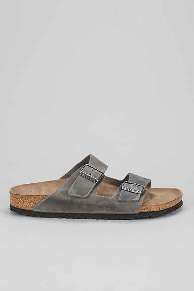fad4565b83f2 Gray Suede  Arizona  Core Sandal