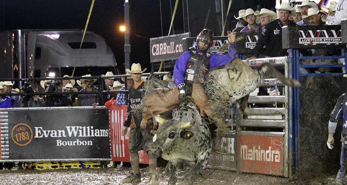 CBR World Finals in Cheyenne July 25-26, 2016   Rodeo Life