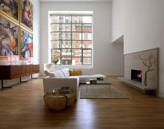 Modern Interior Design New York Townhouse Interiors
