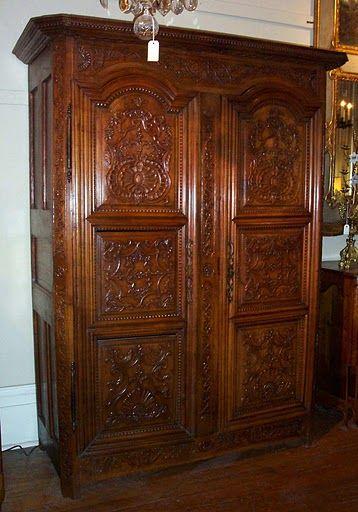 Best Armoires Antique Furniture » Antique Armoires 400 x 300